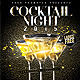 Cocktail Night 2015 - GraphicRiver Item for Sale