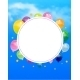 Balloon Card - GraphicRiver Item for Sale