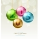 Christmas Balls Template Background - GraphicRiver Item for Sale