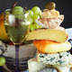 Cheese, wine and fruits - PhotoDune Item for Sale