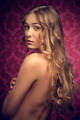 woman with long cute hair - PhotoDune Item for Sale