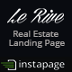 Lerive Real Estate Landing Page For Instapage