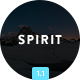 Spirit - Video Email (optional) + Themebuilder