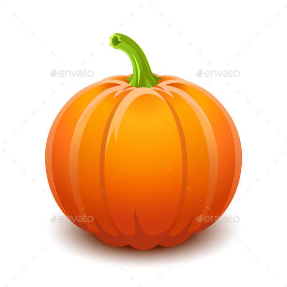 GraphicRiver Pumpkin 9530381