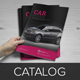 Automotive Car Brochure Catalog InDesign Template - GraphicRiver Item for Sale