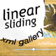 Linear Sliding XML Gallery - ActiveDen Item for Sale