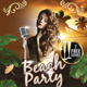 Nostalgic Beach Party Flyer - GraphicRiver Item for Sale