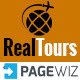 RealTour - Pagewiz Travel & Vacation Landing Page - ThemeForest Item for Sale