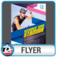 Modern Sports Flyers - GraphicRiver Item for Sale