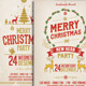 Merry Christmas & New Year Party - GraphicRiver Item for Sale