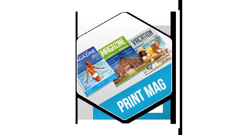 Print Magzine Templates