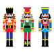 Christmas Nutcracker Soldier Figurines - GraphicRiver Item for Sale