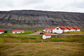 Typical Farm House at Icelandic Fjord Coast - PhotoDune Item for Sale