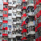 Old apartments in Hong Kong - PhotoDune Item for Sale