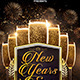 New Years Eve Flyer Facebook Instagram Template  - GraphicRiver Item for Sale