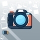Photo Camera - GraphicRiver Item for Sale