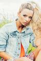beautiful blonde woman - PhotoDune Item for Sale