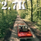 Flying over Car through Forrest 4 - VideoHive Item for Sale