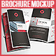 Brochure Mock-up - GraphicRiver Item for Sale