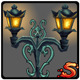 Low Poly Candles and Lamps - 3DOcean Item for Sale