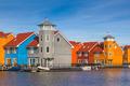 European Style Urban Buildings - PhotoDune Item for Sale