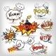 Comic Boom Set - GraphicRiver Item for Sale
