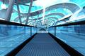 Futuristic Subway Station - PhotoDune Item for Sale