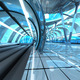 Futuristic Subway Station - PhotoDune Item for Sale