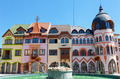 Europe square in Komarno . Slovakia - PhotoDune Item for Sale
