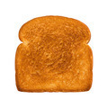 Toasted Slice of White Bread - PhotoDune Item for Sale