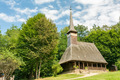 Wooden Church In The Forest - PhotoDune Item for Sale