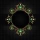 Jewellery Black Frame - GraphicRiver Item for Sale