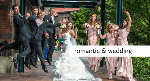 Romantic and Wedding