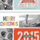 Modern Christmas Card V10 - GraphicRiver Item for Sale