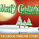 Christmas Snowman Timeline Cover - GraphicRiver Item for Sale