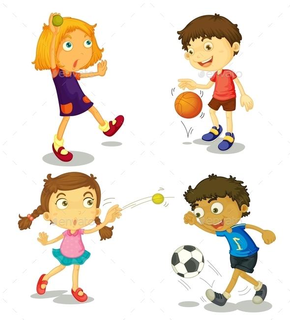 GraphicRiver Kids 9538874
