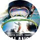 Avalanche Winter Sports Tournament Flyer - GraphicRiver Item for Sale
