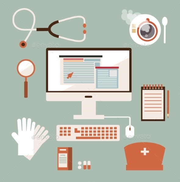 GraphicRiver Desk Doctor 9539928