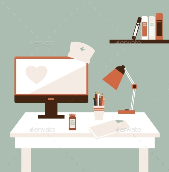 GraphicRiver Desk Doctor 9539929