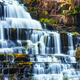Tropical landscape with Pongour waterfalll. Da Lat, Vietnam - PhotoDune Item for Sale