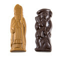 Sint and Piet made of chocolate - PhotoDune Item for Sale