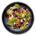Beetroot Salad with Feta Walnuts and Carrot - PhotoDune Item for Sale