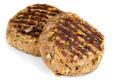 Healthy Hamburger Patties Isolated - PhotoDune Item for Sale