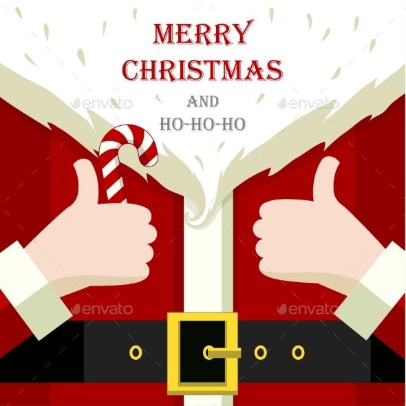 GraphicRiver Santa Claus 9540540