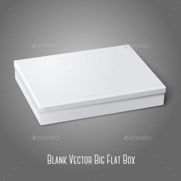 GraphicRiver Blank Box 9540730