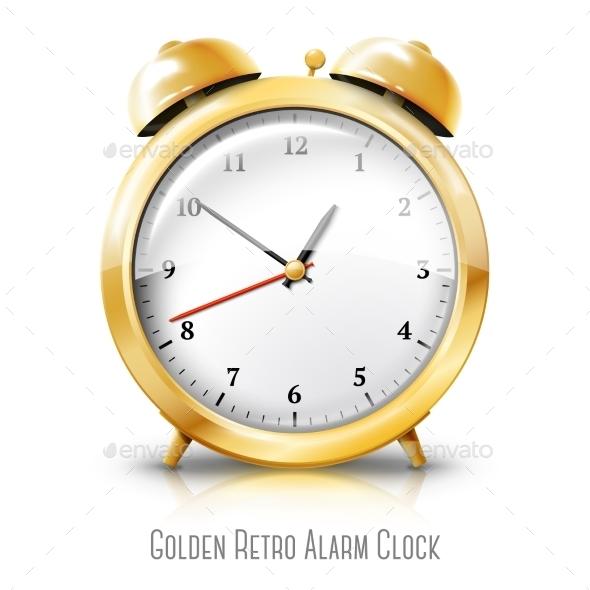 GraphicRiver Alarm Clock 9540737