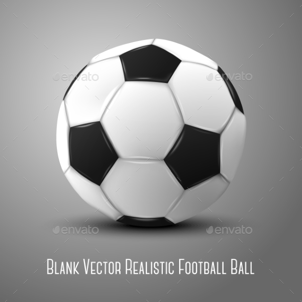 GraphicRiver Football 9540744