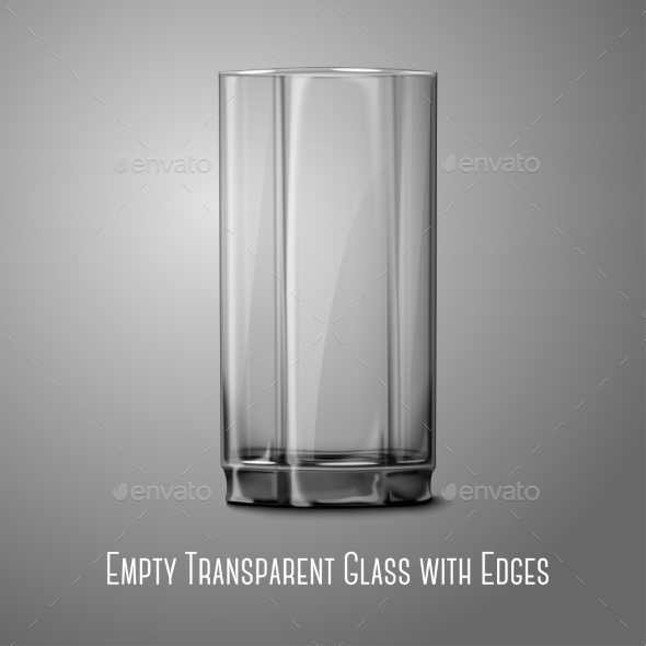 GraphicRiver Empty Glass 9540824