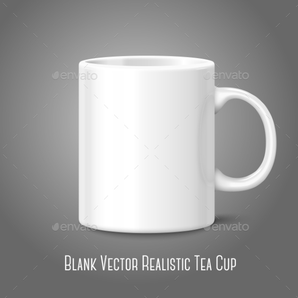 GraphicRiver Blank Mug 9540828