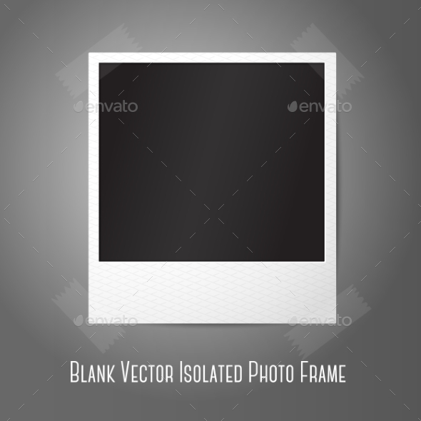 GraphicRiver Blank Polaroid 9540845